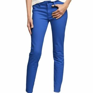 GAP 1969 Legging Jean in Blue Streak